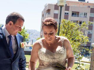 La boda de Elena y Fito 1