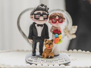 La boda de Elena y César 3
