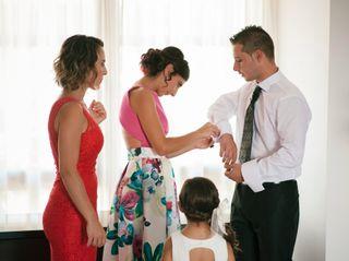 La boda de Myriam y Alberto 1