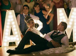 La boda de Myriam y Alberto