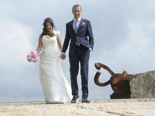 La boda de Zahara y Borja