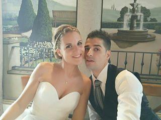 La boda de Maialen y Ruben