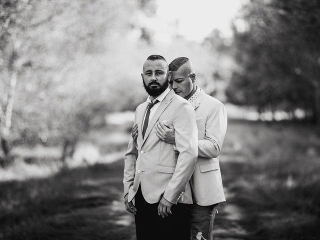 La boda de Carlos y Jordi