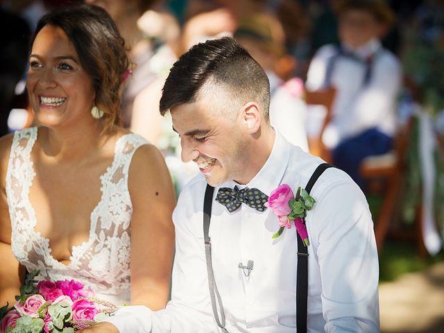 La boda de July y Mayra en Ferrol, A Coruña 12