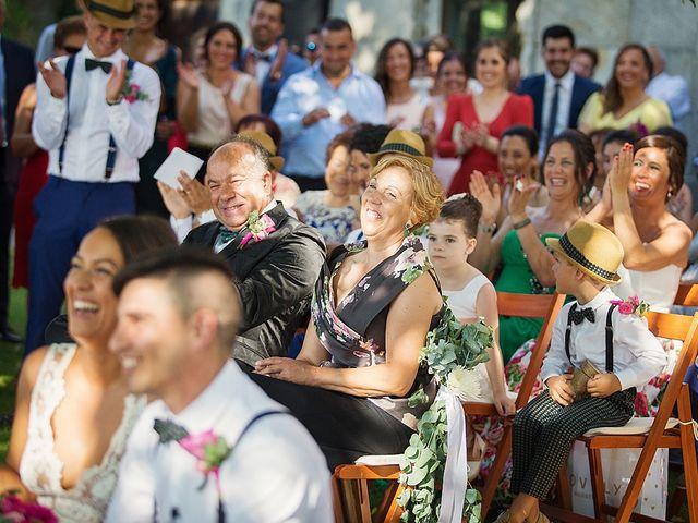 La boda de July y Mayra en Ferrol, A Coruña 24