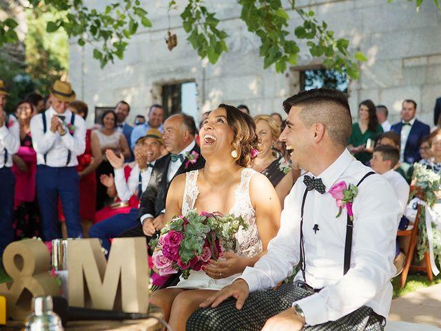 La boda de July y Mayra en Ferrol, A Coruña 26