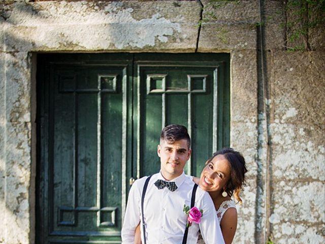 La boda de July y Mayra en Ferrol, A Coruña 31