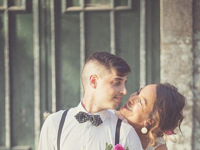 La boda de July y Mayra en Ferrol, A Coruña 32