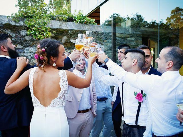 La boda de July y Mayra en Ferrol, A Coruña 34