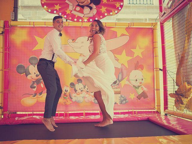 La boda de Mayra y July