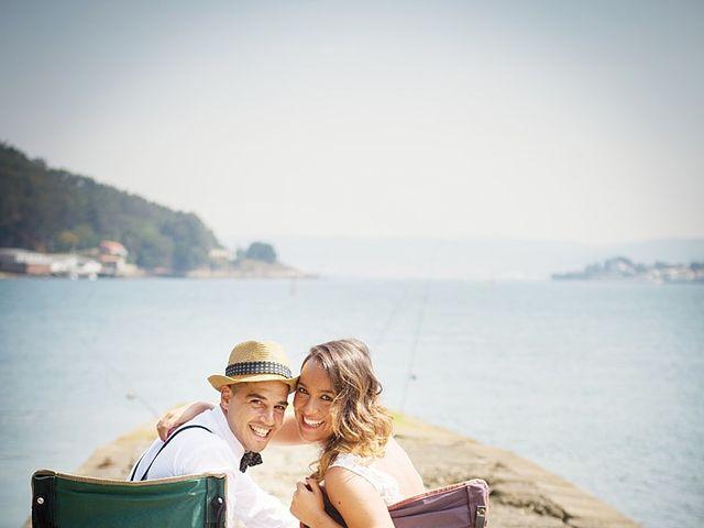 La boda de July y Mayra en Ferrol, A Coruña 45