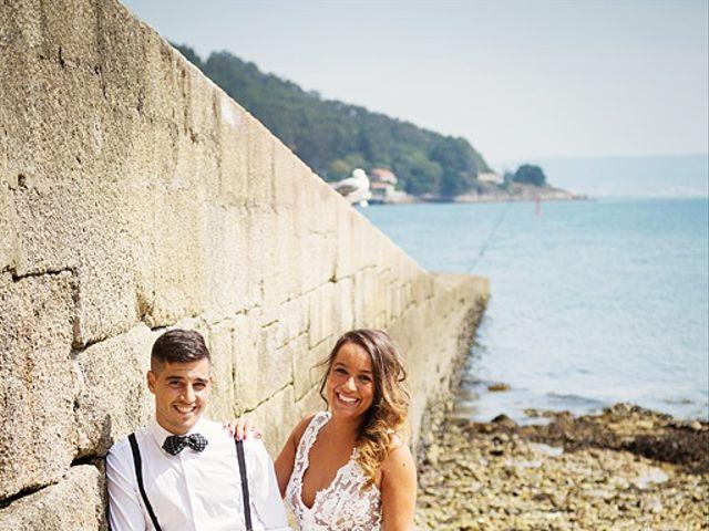 La boda de July y Mayra en Ferrol, A Coruña 46