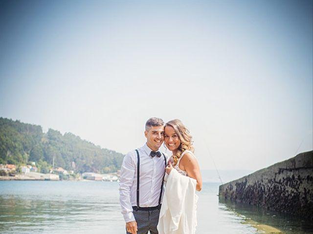 La boda de July y Mayra en Ferrol, A Coruña 51