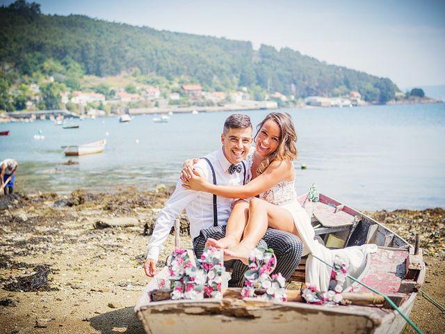 La boda de July y Mayra en Ferrol, A Coruña 52