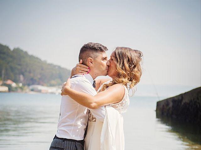 La boda de July y Mayra en Ferrol, A Coruña 54