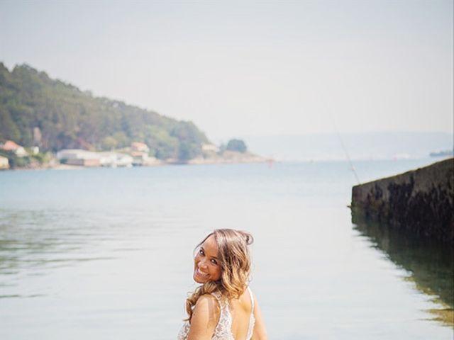 La boda de July y Mayra en Ferrol, A Coruña 55