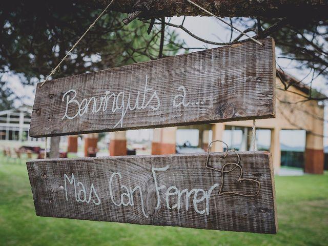 La boda de Alex y Anabel en Arbucies, Girona 27
