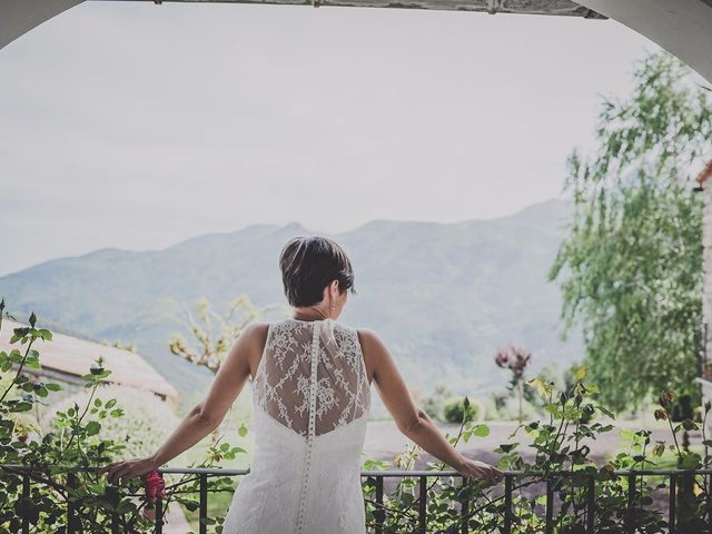 La boda de Alex y Anabel en Arbucies, Girona 46