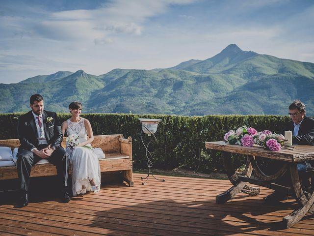 La boda de Alex y Anabel en Arbucies, Girona 81