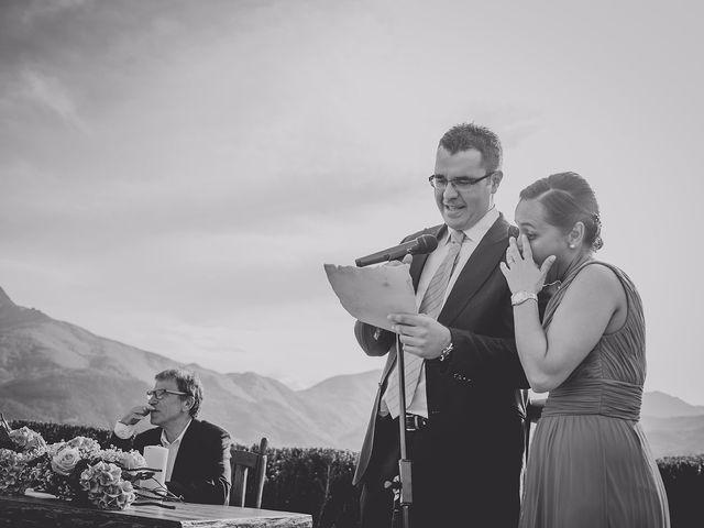 La boda de Alex y Anabel en Arbucies, Girona 82