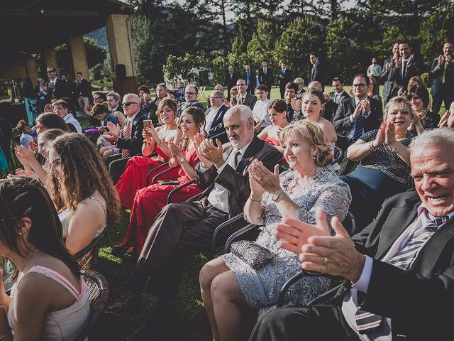 La boda de Alex y Anabel en Arbucies, Girona 94