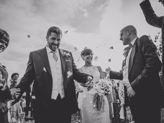 La boda de Alex y Anabel en Arbucies, Girona 95
