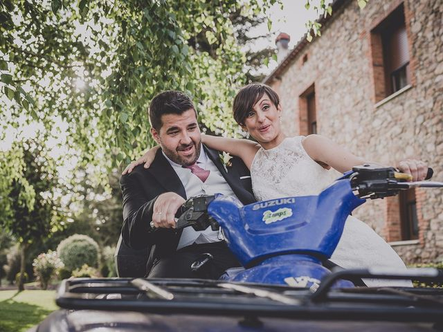 La boda de Alex y Anabel en Arbucies, Girona 101