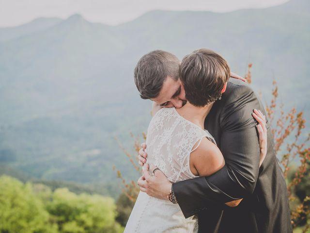 La boda de Alex y Anabel en Arbucies, Girona 105