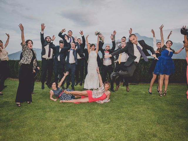 La boda de Alex y Anabel en Arbucies, Girona 122