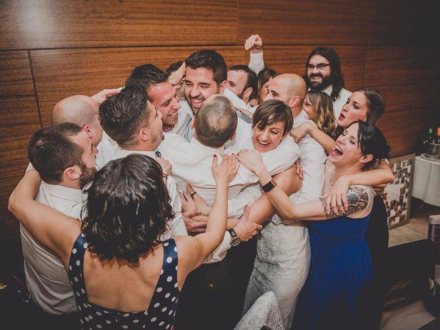 La boda de Alex y Anabel en Arbucies, Girona 137