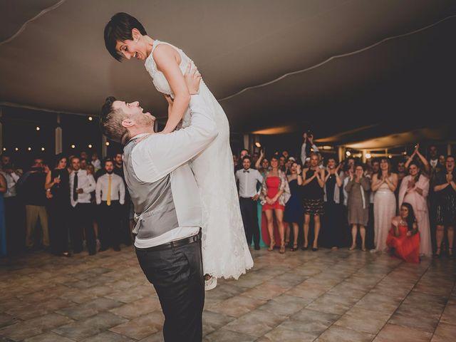 La boda de Alex y Anabel en Arbucies, Girona 138