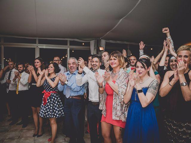 La boda de Alex y Anabel en Arbucies, Girona 140