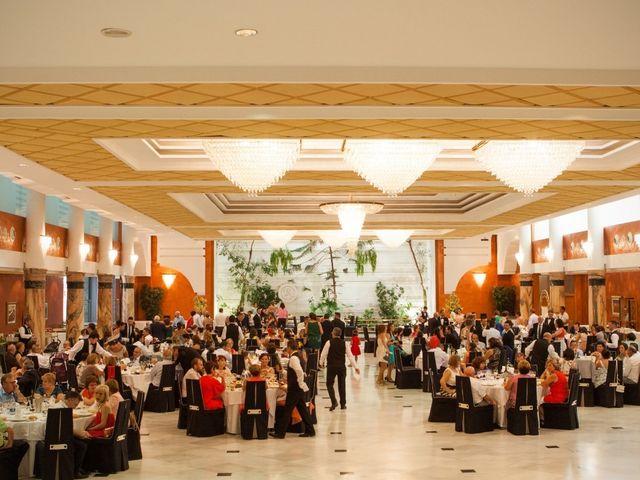 La boda de Antonio y Sonia en Almansa, Albacete 25