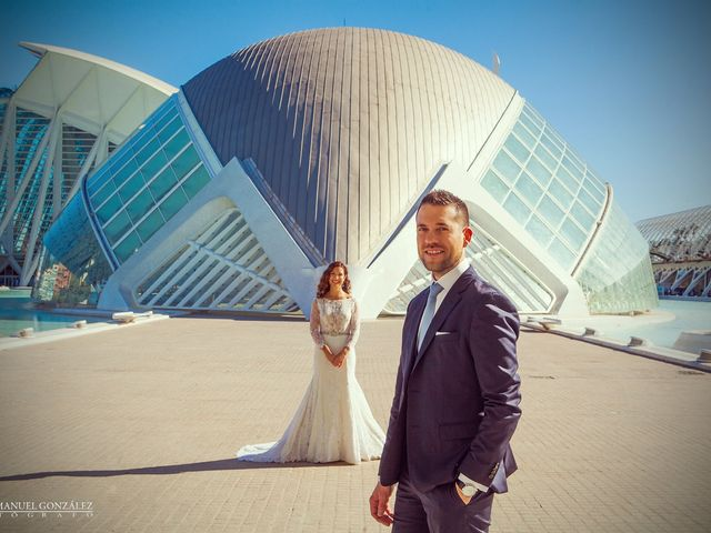 La boda de Antonio y Sonia en Almansa, Albacete 34