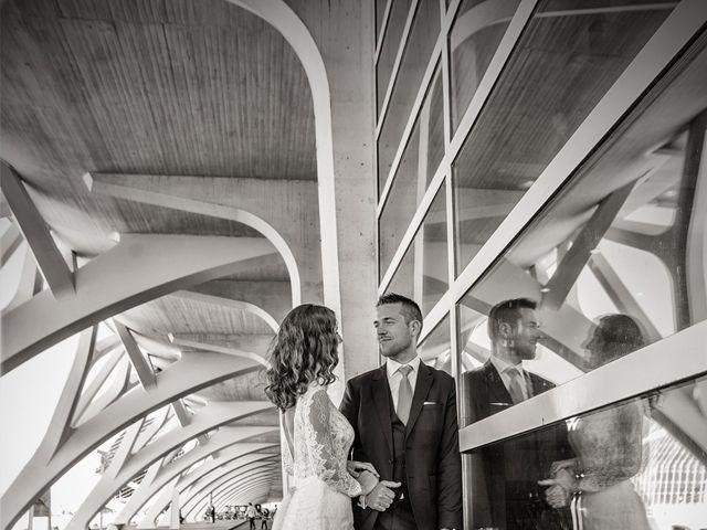 La boda de Antonio y Sonia en Almansa, Albacete 35