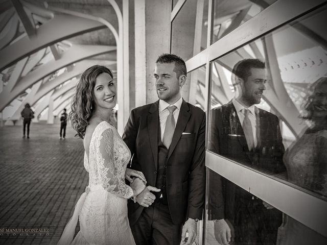 La boda de Antonio y Sonia en Almansa, Albacete 37
