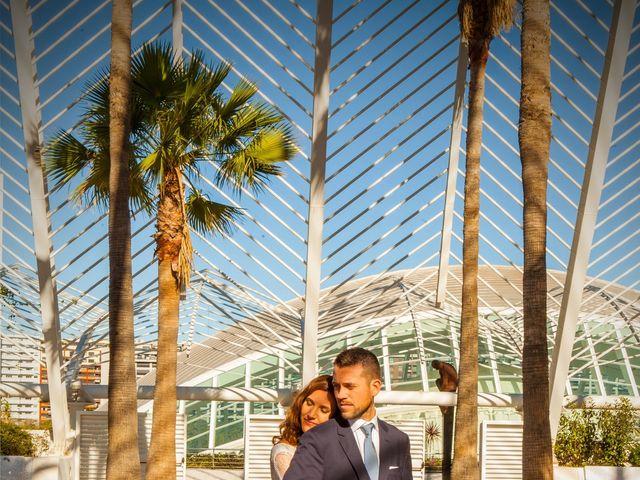 La boda de Antonio y Sonia en Almansa, Albacete 41
