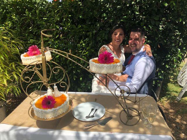 La boda de Rubén  y Ainhoa  en San Mateo, Las Palmas 3