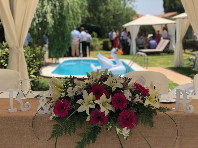 La boda de Rubén  y Ainhoa  en San Mateo, Las Palmas 9