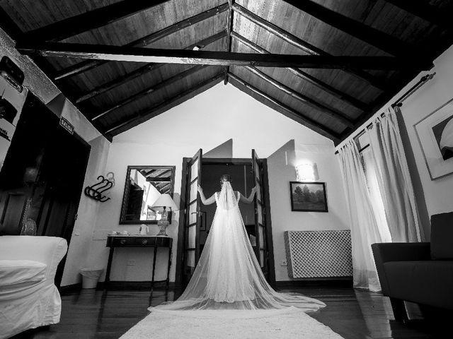 La boda de Rubén  y Ainhoa  en San Mateo, Las Palmas 1