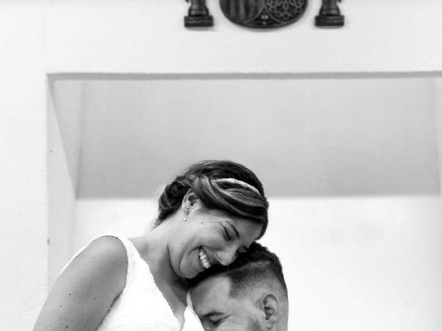La boda de Rubén  y Ainhoa  en San Mateo, Las Palmas 11
