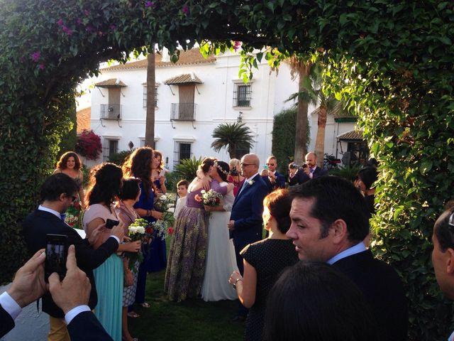 La boda de Marcos y Carmen en Mairena Del Alcor, Sevilla 2