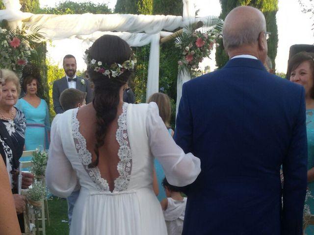 La boda de Marcos y Carmen en Mairena Del Alcor, Sevilla 3