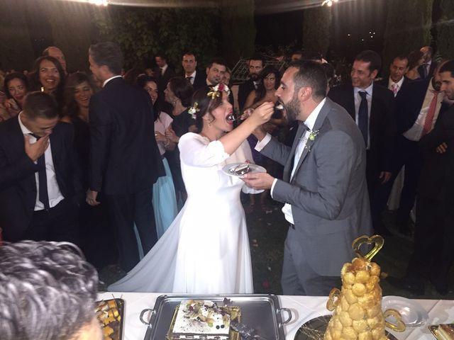 La boda de Marcos y Carmen en Mairena Del Alcor, Sevilla 1