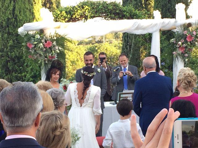 La boda de Marcos y Carmen en Mairena Del Alcor, Sevilla 4