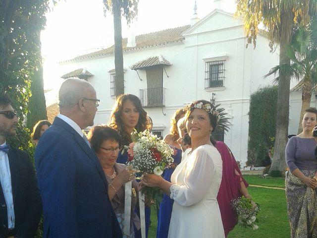 La boda de Marcos y Carmen en Mairena Del Alcor, Sevilla 5