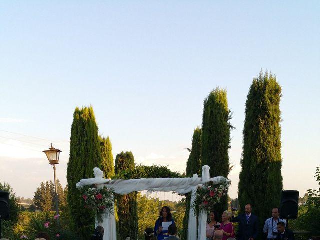 La boda de Marcos y Carmen en Mairena Del Alcor, Sevilla 7