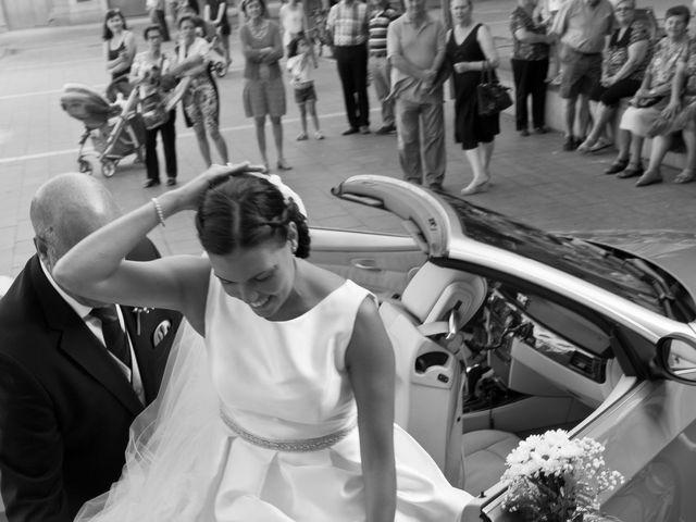 La boda de Ignacio  y Cristina en Sabadell, Barcelona 8