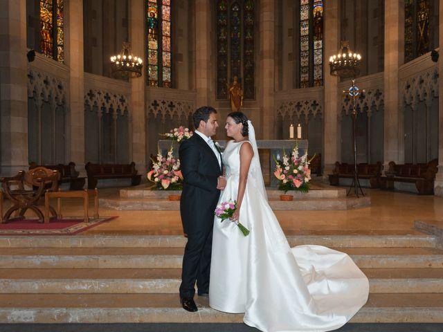 La boda de Ignacio  y Cristina en Sabadell, Barcelona 2