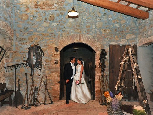 La boda de Ignacio  y Cristina en Sabadell, Barcelona 27
